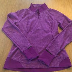 Lululemon Sweatshirt Beautiful Purple